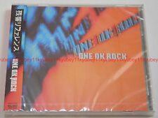 New ONE OK ROCK Zankyo Zankyou Reference CD Japan F/S AZCS-1016 4562256120667