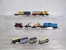 11 x Lima N Gauge Wagons