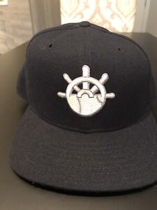 Erie Sailors New Era Snapback Hat Cap Made In USA MiLB