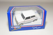 ^ CORGI TOYS 94145 MINI 1000 DESIGN RED LINES LIMITED EDITIONS MINT BOXED RARE