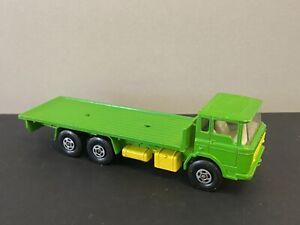 Vintage 1971 Matchbox Lesney Super Kings Daf Truck