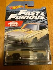 2019 Hot Wheels The Fast And Furious Tokyo Drift '70 Monte Carlo Car New