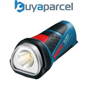 Bosch 12v GLI 12V-80 Lithium Ion LED Torch Bright Site Light GLI10.8-LIN - Bare