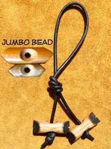 BSA Wood Badge 2 Jumbo Size Beads