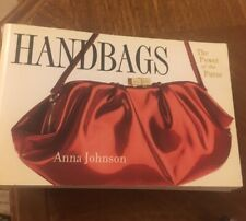 HANDBAGS The Power of The Purse Anna Johnson Book Paperback 2002 Vintage Edition