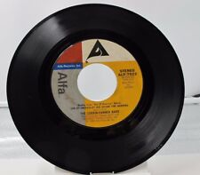 """45 RECORD 7""""- CORBIN/HANNER BAND - SON OF AMERICA/LET HER GO/ONE FINE MORNING"""