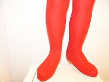 Beinlänge 44-53cm Gr. 104 110 116 FALKE Mädchen HAUTEMPFINDLICH Strumpfhose rot