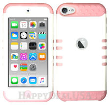 For Apple iPod Touch iTouch 5|6 KoolKase Hybrid Silicone Cover Case - White (R)