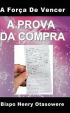A Prova Da Compra by Bispo Henry otasowere (2014, Paperback, Large Type)