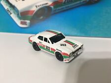 AW autoworld afx Ho slot car Castrol Escort rally car waterslide decal set