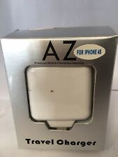Generic - AZ Premium Mobile Phone Accessories IPhone 4/4S Charger - Boxed