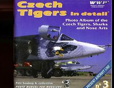 of- Wings & Wheels Present Aircraft Line # 3 CZECH TIGERS IN DETAIL., SB like ne