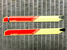 Align Trex or similar 450 325mm  Rotor Blades