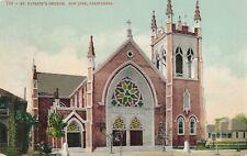 SAN JOSE CA – St. Patrick's Church