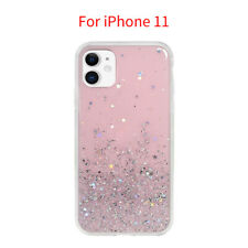 Glitter Phone Case Soft TPU Shell Guard For iPhone 11 Anti-Scratch Back Cover