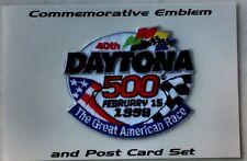 NASCAR Daytona 500 1998 post card set