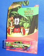 DISNEY MICKEY MOUSE 90 YEARS MICKEY'S GARDEN #2 OF 8 COLLECTOR HOT WHEELS NEW