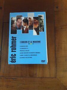 Eric ROHMER / coffret DVD L'ANCIEN ET LE MODERNE 6 films