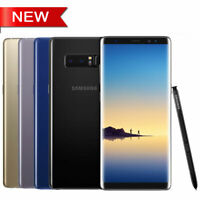 NEW Samsung Galaxy NOTE 8 (SM-N950U Unlocked CDMA + GSM)  Verizon AT&T T-Mobile