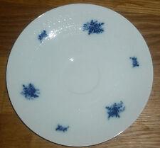 1  Untertasse  D- 15  Spiegel - 4 cm Rosenthal  ROMANZE in Blau   B. Wiinblad
