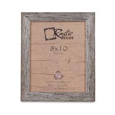 "8x10 - 1.25"" Wide Standard Reclaimed Rustic Barn Wood Photo Frame"