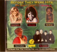Before They Were Hits We DID Them First Vol 4 CD 25 Hit Factory