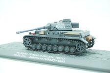 Fertigmodell 1:72 Kampfpanzer Panzer IV Ausf. G Sd.Kfz. 161/1 WWII gebraucht