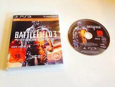 Battlefield 3 Premium Edition / PS3 (USK18,Pal)(gebraucht) PS3 -  Deutsche Vers.