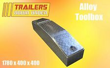 Aluminium Gullwing Toolbox | Two Side Doors | Water and Dust proof