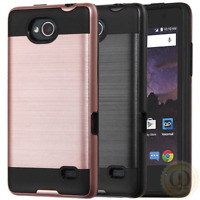 For ZTE Majesty Pro Z799VL Case Ultra Thin Brushed Shockprof Protective Cover