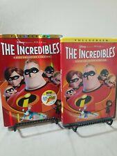 The Incredibles (Dvd, 2-Disc Set, Fullscreen, Collectors Edition)