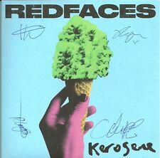 """REDFACES-KEROSENE 7""""(SONY)SIGNED"""