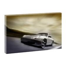 Porsche 996 Bilder Bild Wandbild Leinwand DEKO Poster  XXL 100 cm*65 cm 002