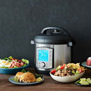 Multicooker 1400W Large LCD Display Duo Evo Plus SV 10 in 1 8L Pressure Cooker