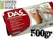 DAS Lufthärtende Modelliermasse 500g Wei�Ÿ - Knete Knetmasse Lufttrocknende LYRA