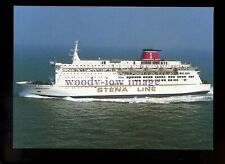 FE2738 - Stena Line Ferry - Koningin Beatrix , built 1986 - postcard