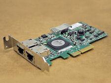 Dell Broadcom NetXtreme II 5709 Dual Port Gigabit Network Card Adapter NIC U671R