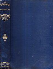 1890S EVANGELINE HENRY WADWORTH LONGFELLOW ACADIA CANADA EXILE