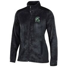 Michigan State Spartans NCAA Full Zip Champion Women's Team Logo Flurry Jacket