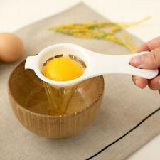 Egg White Yolk  Baking Cooking Kitchen  Divider Sieve Seperator Hand Egg Tools