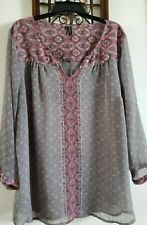 Maurices Blouse Size 3