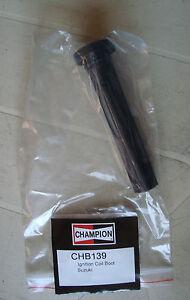 Ignition Coil Boot CHB139 SUZUKI Champion brand