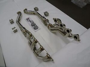 Maximizer Stainless Exhaust Long Tube Header   For 05 To 06 Pontiac GTO 6.0L