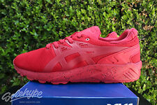 ASICS GEL KAYANO TRAINER SZ 14 MONOTONE PACK MONO RED H6M4N 2525