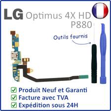 LG OPTIMUS 4X HD P880 NAPPE INTERNE DU CONNECTEUR DE CHARGE USB ET DU MICRO