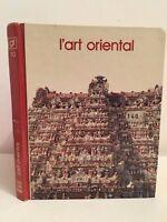 L Art Oriental Robert Grammont Laffont 1976 Frontispicio Impresión Buen Estado