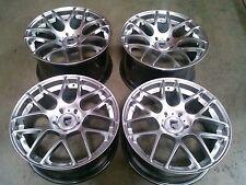 "Ruger Mesh Silver 19"" wheels rims for Porsche 911/944/928 Cayman Carrera Turbo"
