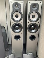 Set 2 Paradigm High Definition Floor Standing Speaker System Monitor 7 V4