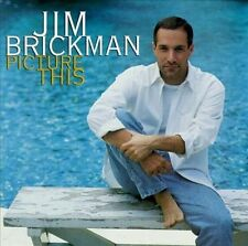 Picture This by Jim Brickman (CD, Jan-1997, Windham Hill Records)