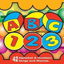 ABC 123 by CRS Records (CD-Audio, 2007)